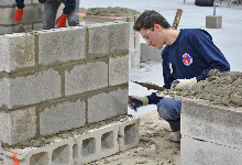 Masonry Students Showcase Skills in Competition