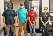 FFA Students Compete in Virtual Floral Competition