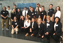 Students Shine at Health Professionals Competition