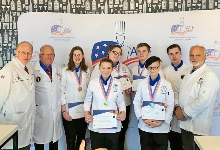 Students Excel at Culinary Competition