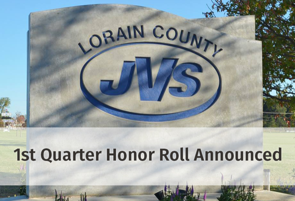 1st Quarter Honor Roll Announced