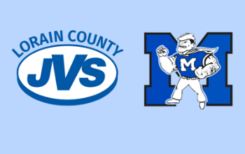 JVS logo and Midview logo