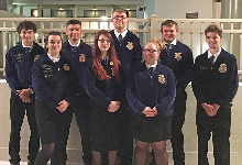 Students Attend 92nd Annual FFA National Convention