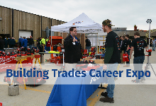JVS Building Trades Career Expo May 8
