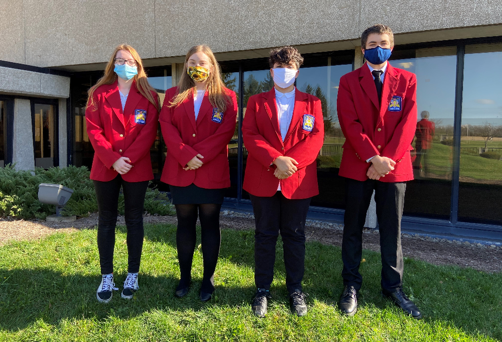 Students Elected as SkillsUSA Regional Officers
