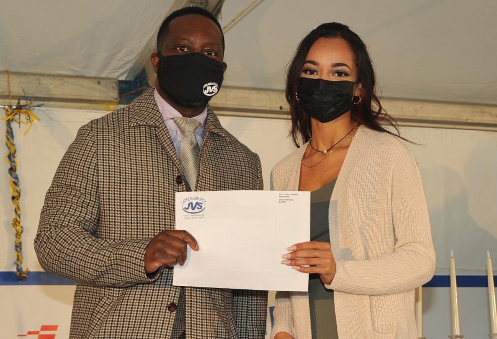 JVS Seniors Awarded $44,000 in Local Scholarships
