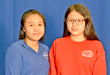 JVS Welcomes Two Students from the International Student Exchange Program
