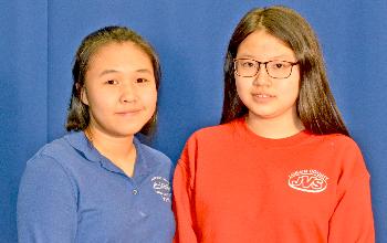 Vy Huynh and Youngeun Jang