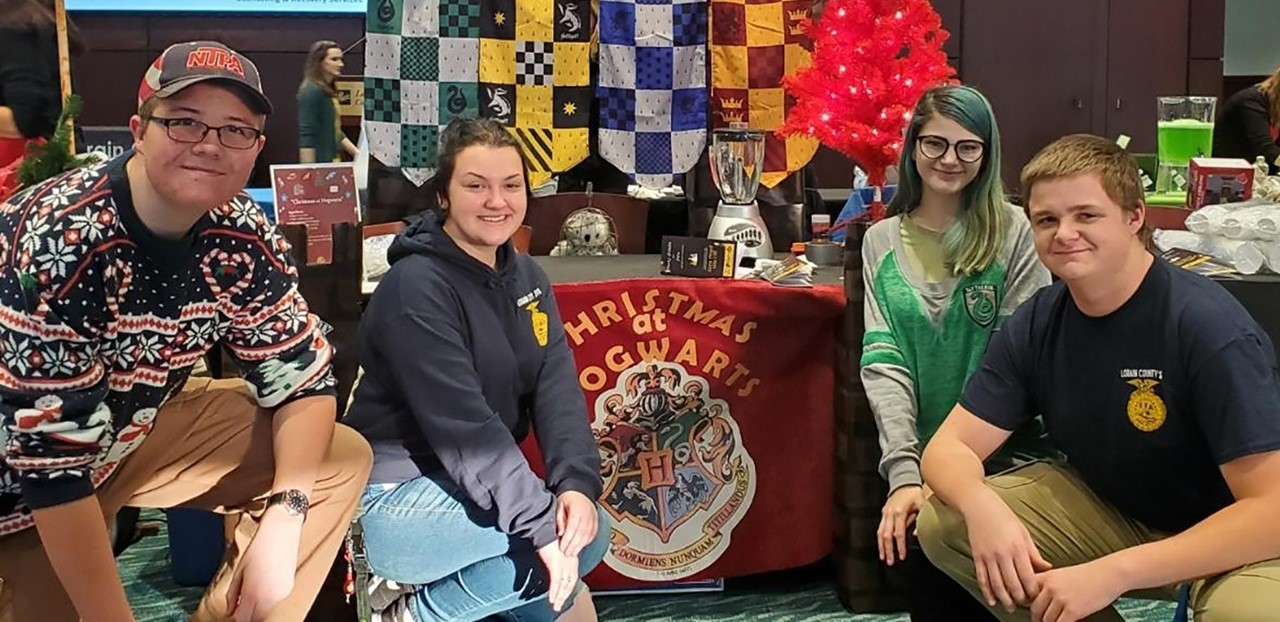 FFA Chapter wins Best Student Group Drink at the Zero-Proof Mix Off event