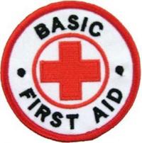 Basic First Aid badge